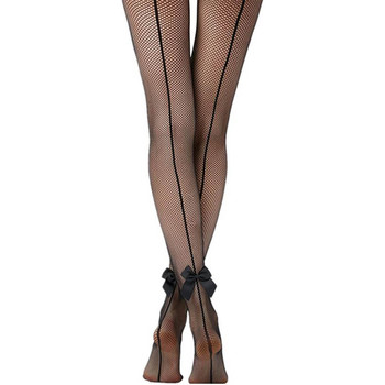 Sous-vêtements Femme Collants & bas Bec Collection Collant Margot résille Noir