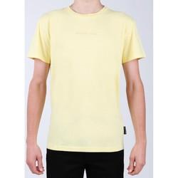 Vêtements Homme T-shirts manches courtes DC Shoes DC EDYKT03376-YZL0 żółty