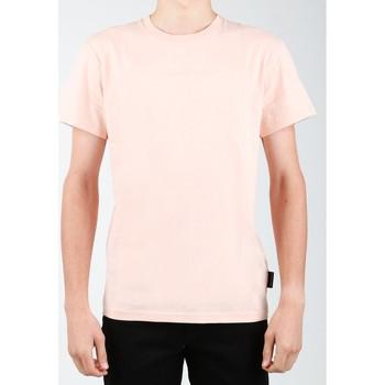 Vêtements Homme T-shirts manches courtes DC Shoes DC SEDYKT03376-MDJ0 pomarańczowy