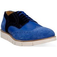 Chaussures Homme Derbies M By London Bleu bleu