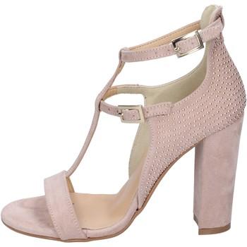 Chaussures Femme Sandales et Nu-pieds Olga Rubini BP353 rose