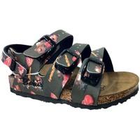 Chaussures Garçon Sandales et Nu-pieds Birki's 193733 Multicolore
