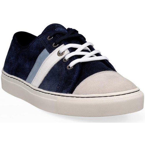 Chaussures Homme Baskets basses M By Sneakers bleu