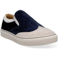 Chaussures Homme Slips on M By Grind Blanc