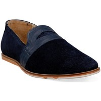 Chaussures Homme Mocassins M By Switch Bleu