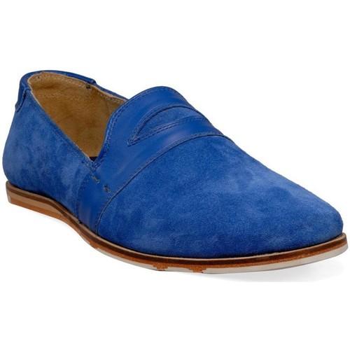Chaussures Homme Mocassins M By Mocassin bleu