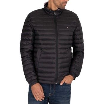 Vêtements Homme Doudounes Tommy Hilfiger Core Packable Down Jacket noir