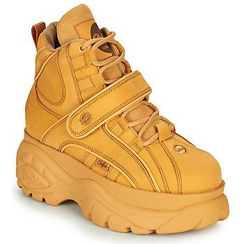 Chaussures Femme Baskets montantes Buffalo 1534043 Cognac