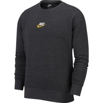 Vêtements Homme Sweats Nike - Sweat Sportswear Heritage Fleece - 928427 Gris
