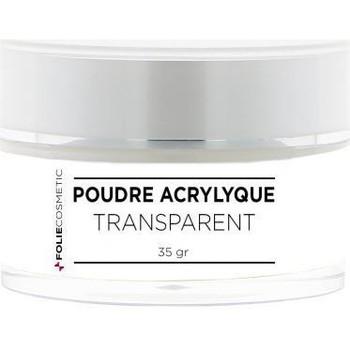 Beauté Femme Accessoires ongles Folie Cosmetic Poudre Acrylique transparent   35g Autres