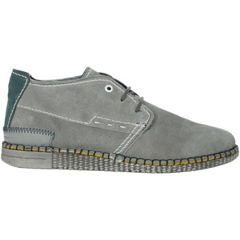 Chaussures Homme Derbies Wage 876776 Gris