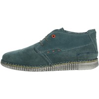 Chaussures Homme Derbies Wage 876776 Jeans