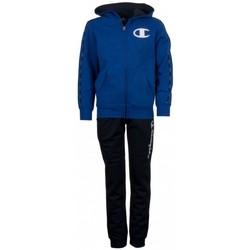 Vêtements Enfant Ensembles de survêtement Champion Combinaison  Crewnek Kid's Bleu