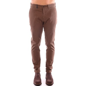 Vêtements Homme Chinos / Carrots Harmont & Blaine CHINOS SLIM INSERTI marron