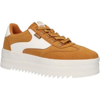 Chaussures Femme Baskets basses MTNG 69618 Marr?n