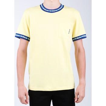 Vêtements Homme T-shirts manches courtes DC Shoes DC SEDYKT03372-YZL0 żółty