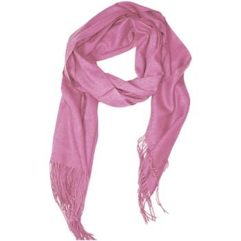 Accessoires textile Femme Echarpes / Etoles / Foulards Kebello Echarpe uni en Laine F Rose Rose