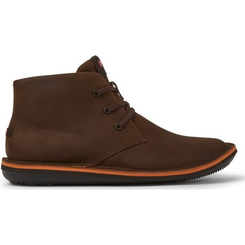 Chaussures Homme Boots Camper Beetle 36530-059 Bottines Homme marron