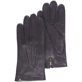 Accessoires textile Homme Gants Isotoner Gants homme en cuir  ref_48015 Noir noir