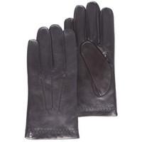 Accessoires textile Homme Gants Isotoner Gants homme en cuir  ref_48016 Noir noir