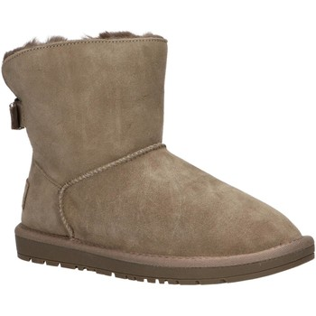 Chaussures Femme Bottes MTNG 57454 Beige
