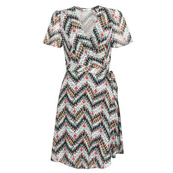 Vêtements Femme Robes courtes Les Petites Bombes V7205 Multicolore