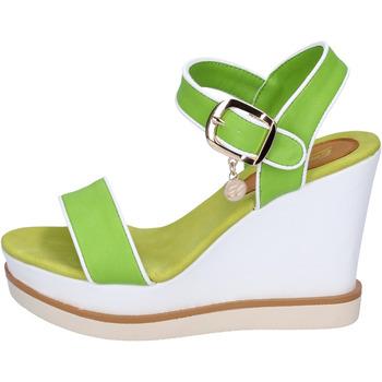 Chaussures Femme Sandales et Nu-pieds Enrico Coveri sandales cuir synthétique vert