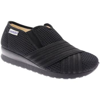 Chaussures Femme Slip ons Emanuela EM2873ne nero