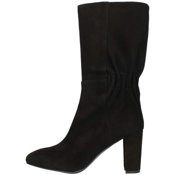 Chaussures Femme Bottines Albano 1164 Noir