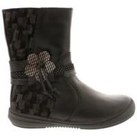 Chaussures Fille Bottines Bopy Sivea Noir