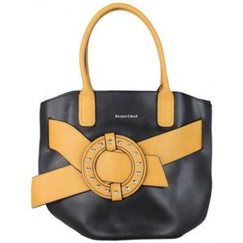 Sacs Femme Cabas / Sacs shopping Jacques Esterel Sac cabas  déco grosse boucle noir Multicolor