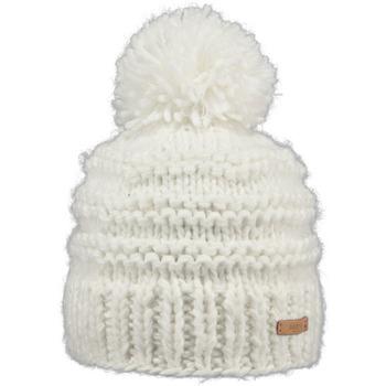 Accessoires textile Femme Bonnets Barts JASMIN BEANIE WHITE BONNET WHITE