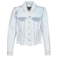 Vêtements Femme Vestes en jean Vila VIANNABEL Bleu clair