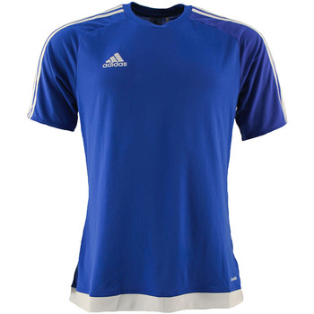 Vêtements Garçon T-shirts & Polos adidas Originals - T-shirt royal S16148 J ROYAL