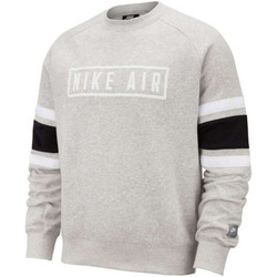 Vêtements Garçon Sweats Nike - Felpa grigio 86F292-G7F GRIGIO