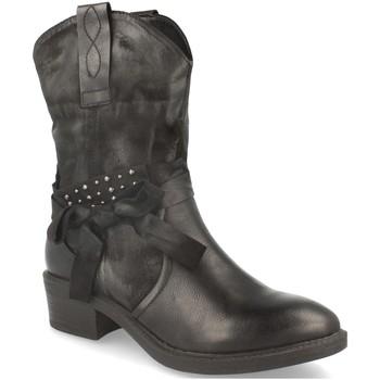 Chaussures Femme Bottines Forever Folie F3115 Negro