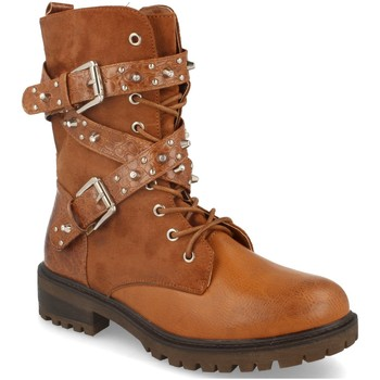 Chaussures Femme Boots Forever Folie F3165 Camel