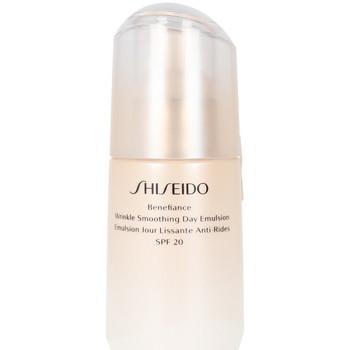 Beauté Femme Anti-Age & Anti-rides Shiseido Benefiance Wrinkle Smoothing Day Émulsion Spf20  75 ml