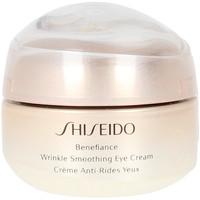 Beauté Femme Anti-Age & Anti-rides Shiseido Benefiance Wrinkle Smoothing Eye Cream  15 ml