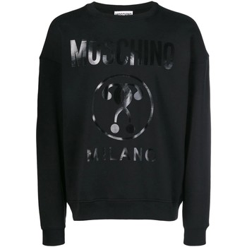 Vêtements Homme Sweats Love Moschino ZA1704 Noir