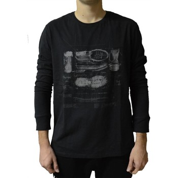 Vêtements Homme Sweats Timberland LS ICONS INSPIRED MAGLIA NERA Noir