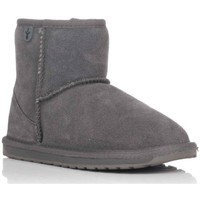 Chaussures Fille Bottines EMU K10103 Gris