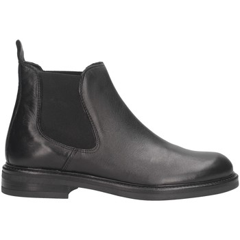Chaussures Homme Boots Made In Italia 750 PELLE Noir