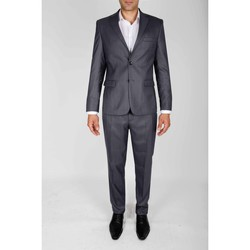 Vêtements Homme Costumes  Kebello Costume coupe classique Taille : H Anthra 46V-38P Anthra