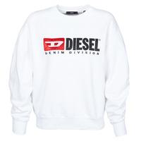 Vêtements Femme Sweats Diesel F-ARAP Blanc