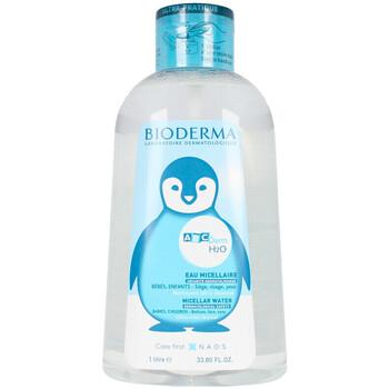 Beauté Démaquillants & Nettoyants Bioderma Abcderm H2o Solution Micellaire  1000 ml