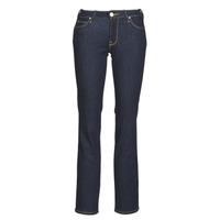 Vêtements Femme Jeans droit Lee MARION STRAIGHT Rinse