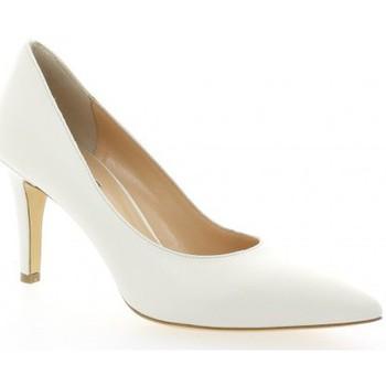 Chaussures Femme Escarpins Essedonna Escarpins cuir Blanc