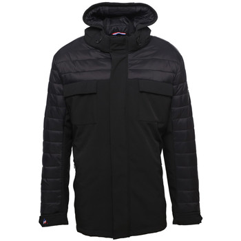 Vêtements Homme Doudounes Peak Mountain CANTHEON noir