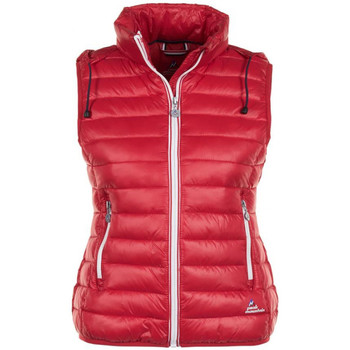 Vêtements Femme Doudounes Peak Mountain ACOTAC rouge
